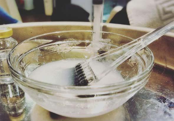 método de aplicación del botox