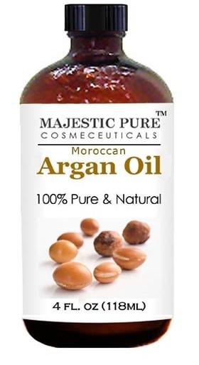 Aceite de argan para cabello danado