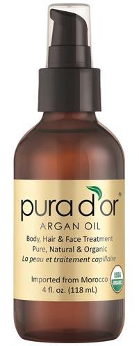 Como usar el aceite de argan en el cabello