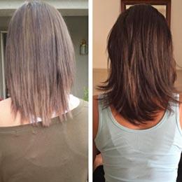 vitamina b7 para el pelo