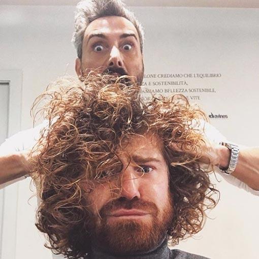 para reparar el cabello maltratado