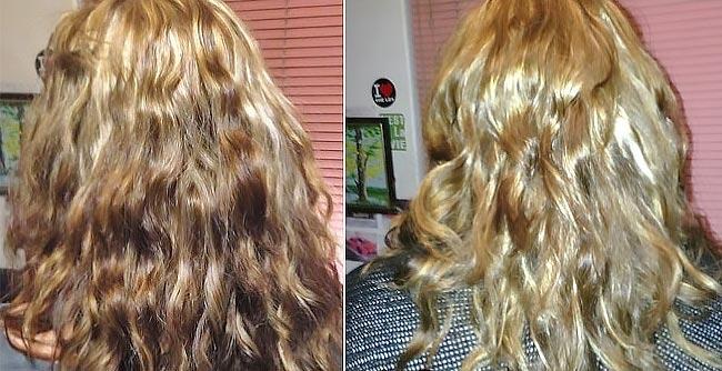 aclarar el pelo sin tintura
