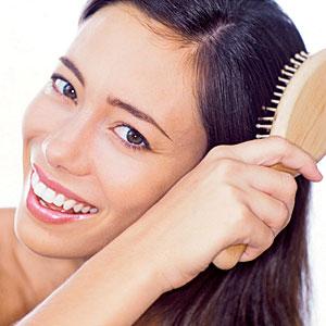 desenredar el pelo