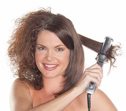 elimina el frizz y el cabello chino