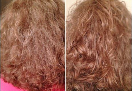 shampoo anti frizz