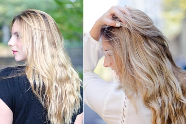 cuidar el cabello teñido