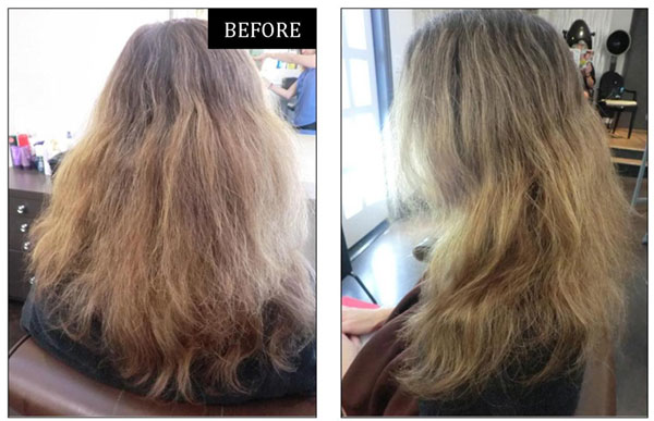 Differences Between Hair Botox And Keratin Straightening
