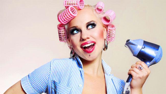 shampoos y productos para evitar el frizz