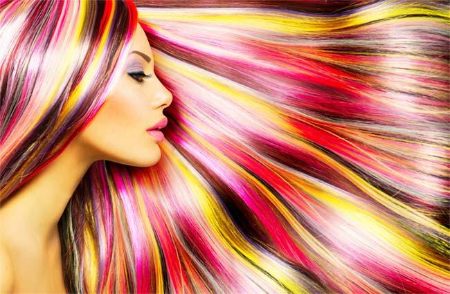 las tinturas son perjudican la salud del pelo