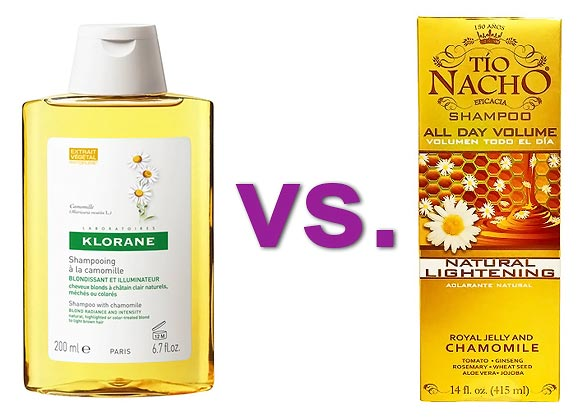 mejores marcas de shampoo aclarante