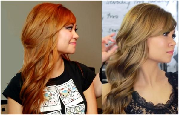 Como quitar el color de pelo naranja