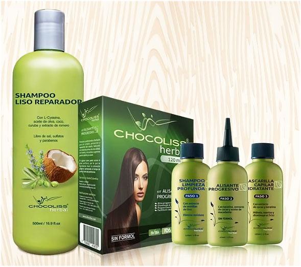 sin químicos agresivos para el cabello