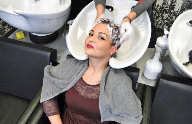 para eliminar residuos del pelo