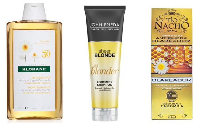 3 Best Shampoos For Lightening Your Hair Without Damaging It