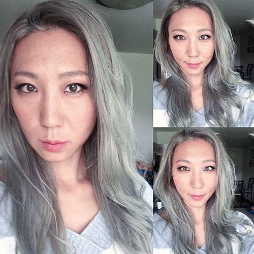 colores en la gama de los grises