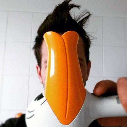 evitar herramientas de calor en pelos teñidos