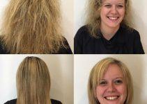 también para cabellos lacios