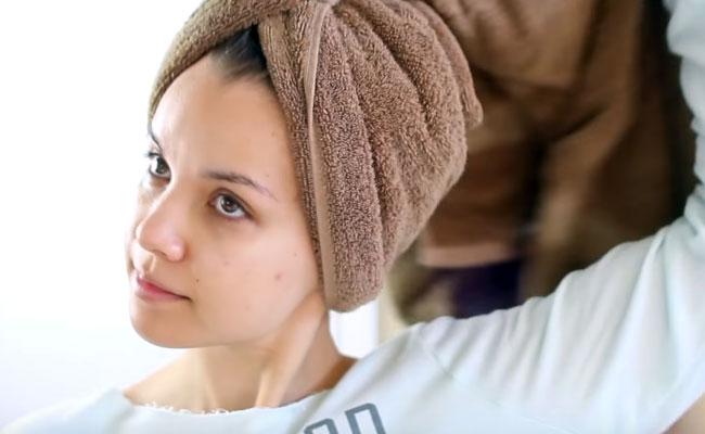 para no maltratar el pelo