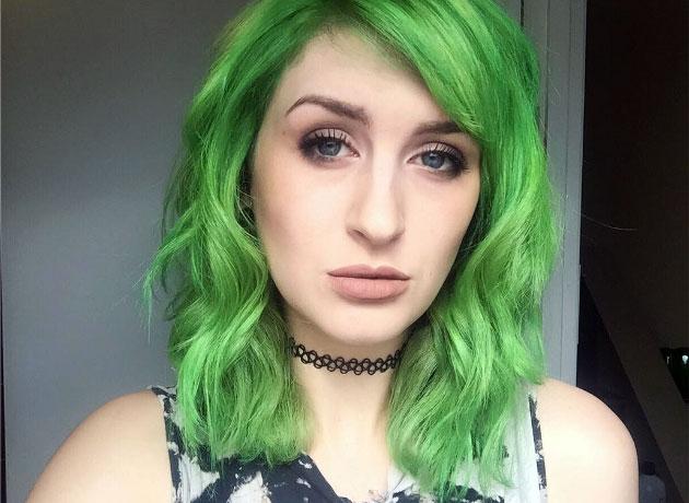 azules, verdes y turquesas
