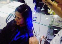 tratamiento profesional para alisar el cabello