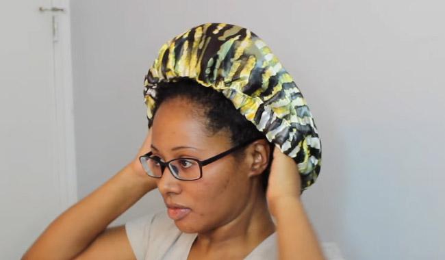 el aloe vera penetre en los poros del cabello