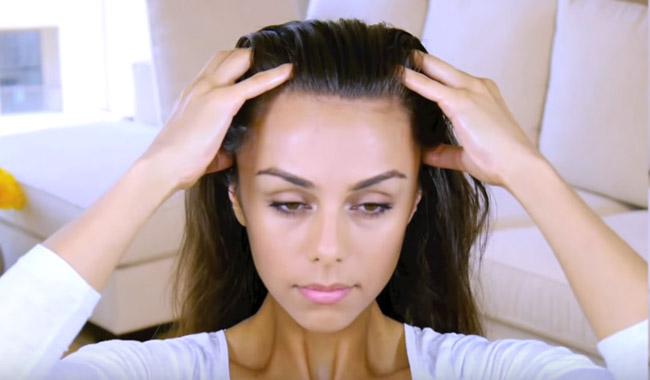 masajes estimular la irrigación sanguínea en el cuero cabelludo