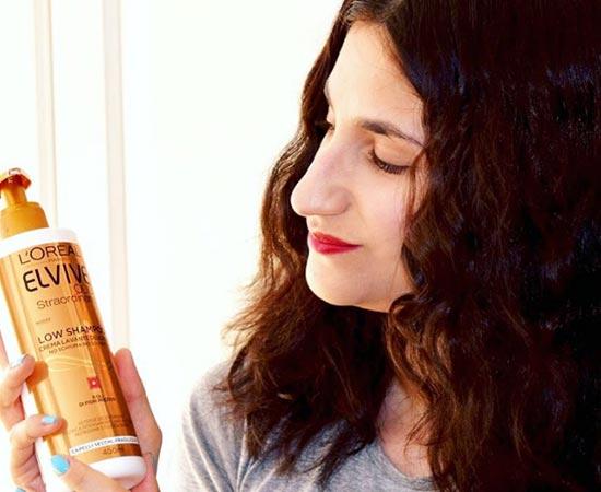 productos para lavar el cabello