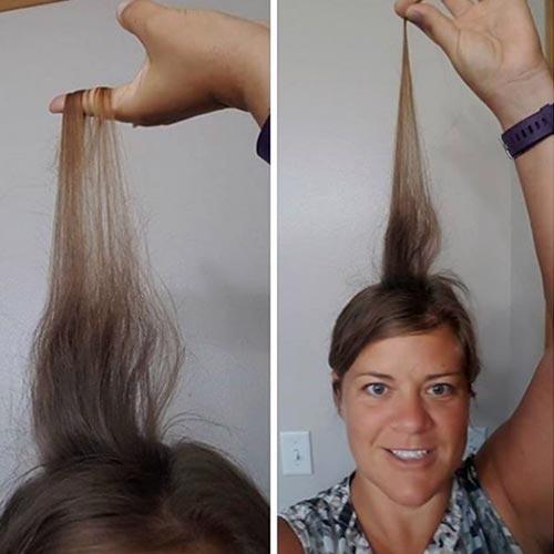 reparar puntas abiertas y cabellos maltratados