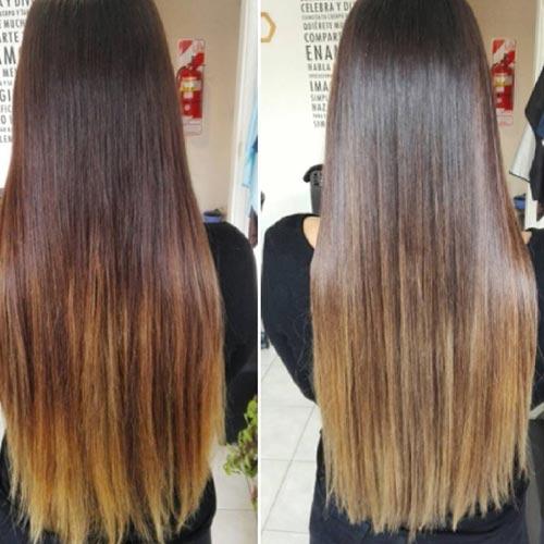 3 formas de neutralizar el color naranja del cabello sin ir a la ... 49039d28c2a2