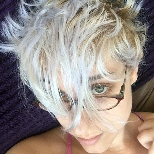 purple shampoo twenty minutes