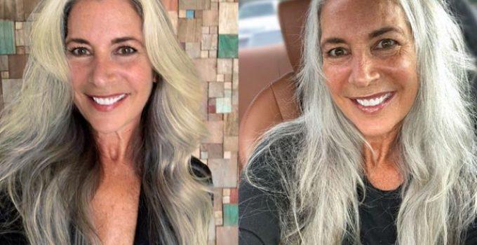 para pelos blancos y grises