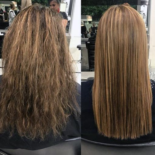 repair hair fibers
