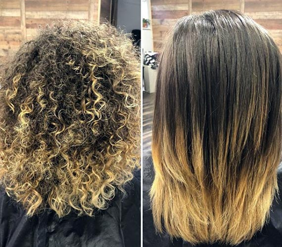 softer curls and easy to handle