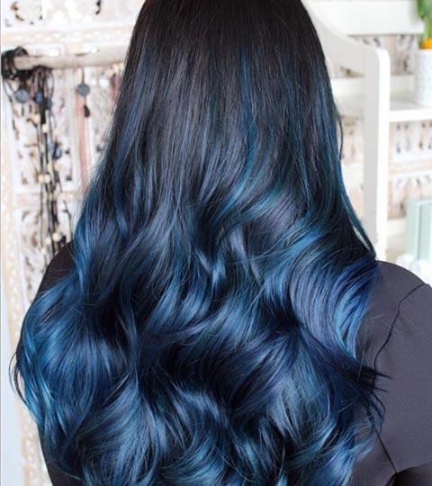 ideas para cabellos oscuros