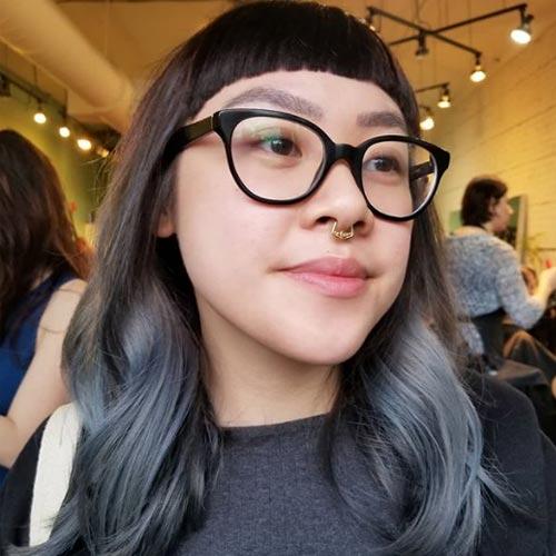 colores de pelo de modernos