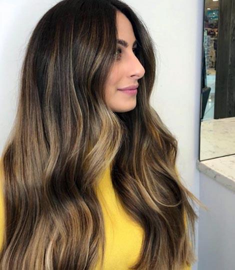Colores de pelo para rayitos