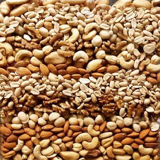alimento rico en biotina