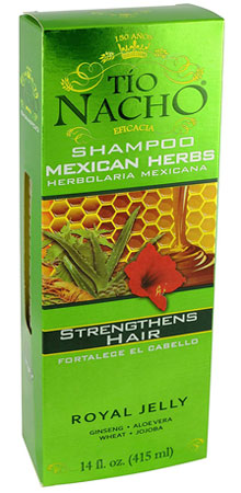 strengthens hair and reduces hair loss