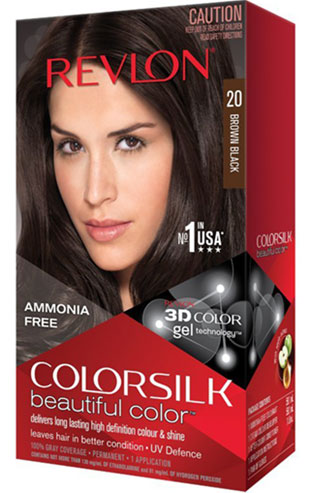 ammonia free hair dye with proteins