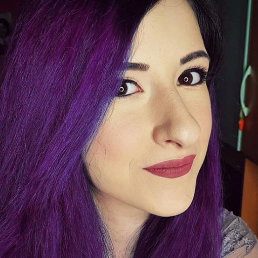 How to Dye your Dark Hair Purple without Bleaching it?