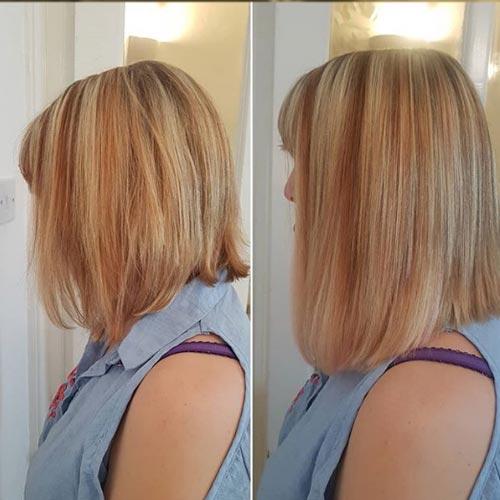 engrosar el pelo desde la raiz