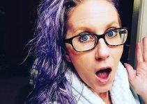 con violeta de geneciana