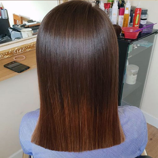restaura las fibras del pelo