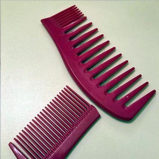 untangle afro hair