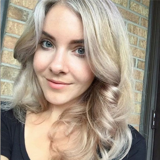 How much does it cost to bleach hair and color it blonde in ...