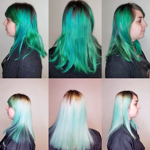 How To Remove Semi Permanent Hair Dye Quickly In Just One Day