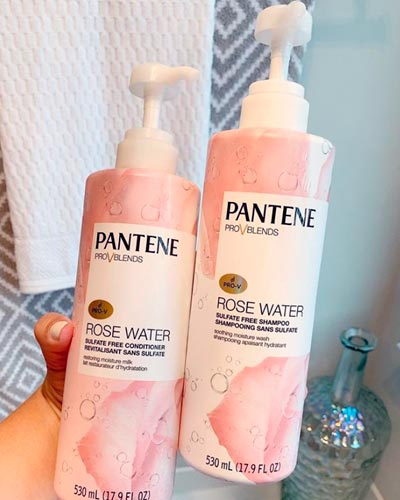 sulfate and paraben free