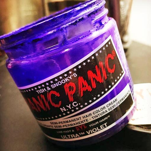 What Re The Differences Between Manic Panic Arctic Fox And Overtone