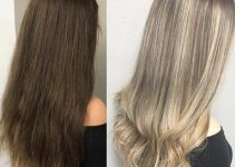 using toner and bleach