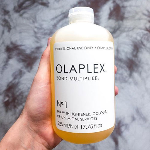 Bleach or dye your hair without damaging it